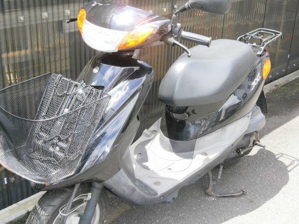 原付バイクを買取しました!!