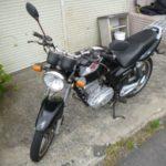 小型バイクの買取をしています。