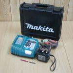 makita マキタ インパクトドライバー買取しました。