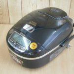 象印 南部鉄器 IH 炊飯ジャー NP-ST10 買取しました。