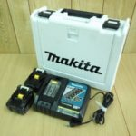 マキタ 急速充電器 バッテリーを買取りました。